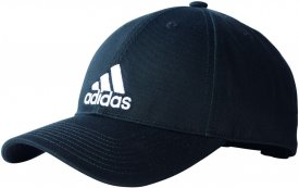 6P CAP COTTON BLACK/BLACK/BLACK