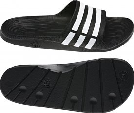 Duramo Slide BLACK1/WHT/B