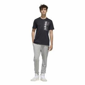 Herren Brilliant Basic T-Shirt schwarz