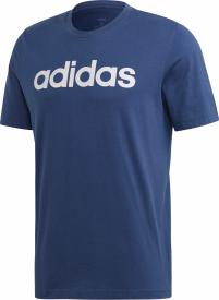 Herren Essentials T-Shirt blau