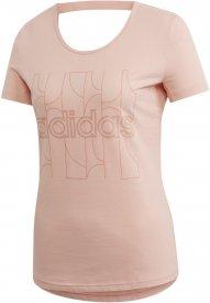 W MO Pr T-Shirt GLOPNK/COPPMT