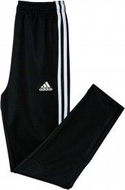 YB TIRO PANT 3S BLACK/BLACK/BLACK