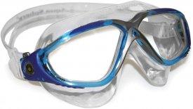 VISTA turquoise/blue transparent