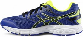 GEL-IKAIA 6 GS ASICS BLUE/BLACK/FLASH YELLOW