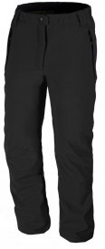 WOMAN  SOFTSHELL  PANT NERO