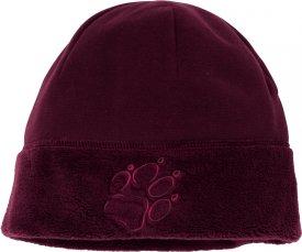 GIRLS KOALA CAP dark berry