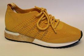 La Strada Damen Sneaker gelb