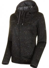 Chamuera ML Hooded Jacket Women black