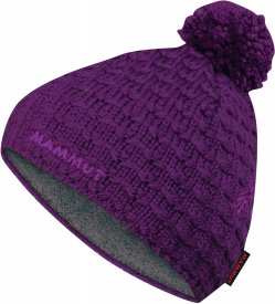 Pommel Beanie dark bloom