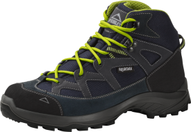 Multi-Schuh Explorer Mid AQX M MELANGE/RED WINE