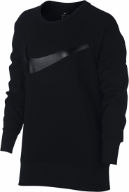 Nike Damen Sweatshirt Dry Top Crew Swoosh