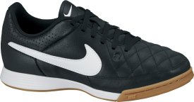 JR TIEMPO GENIO LEATHER IC BLACK/WHITE-BLACK