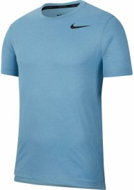 M NK TOP SS HPR DRY LASER BLUE/PSYCHIC BLUE/HTR/BL