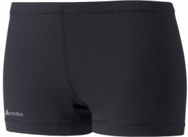 PANTY CUBIC ebony grey/black