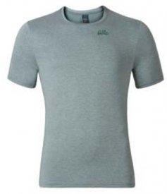 T-shirt s/s crew neck ALLOY LO silver pine melange