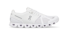 ON Schuhe für Damen Cloud All White