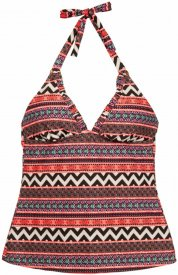 MM CHESTY 17 CCUP tankini top Seashell