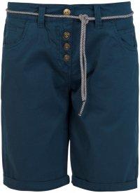 PAVLOVA shorts Gas Blue