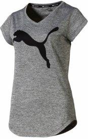 Damen T-Shirt Heather Cat