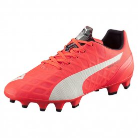 evoSPEED 4.4 FG Jr LAVA BLAST-WHITE-TOT