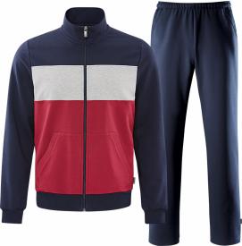 BLAIRM-Anzug redwine/dunkelblau