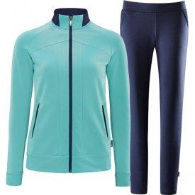 DEENAW-Anzug brightmint/dunkelblau
