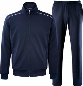LOUIM-Anzug dunkelblau Kurzgrößen