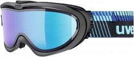 Uvex Skibrille Comanche Top kobalt blau