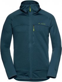 Me Tekoa Fleece Jacket dark petrol