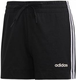 Adidas Damen Short Essentials 3 Streifen