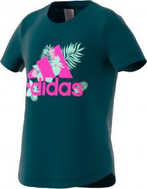 Kinder Shirt TROPICAL BOS Girls
