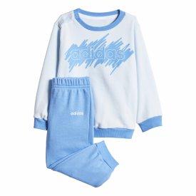 Adidas Kleinkinder Jogging Anzug