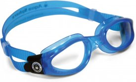 KAIMAN blue transparent
