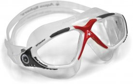 VISTA white/red transparent