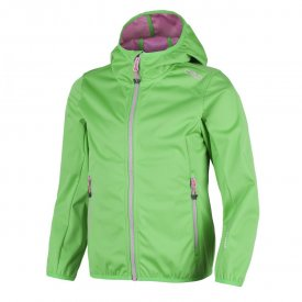 GIRL FIX HOOD JACKET MOJITO
