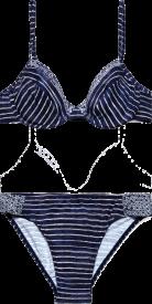 Esprit Damen Bikini Donna Navy