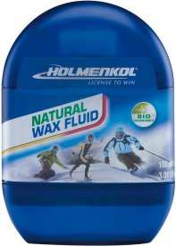 NATURAL SKIWAX FLUID 100 ML BLACK