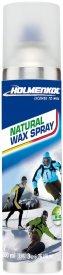 NATURAL SKIWAX SPRAY 200 ML BLACK/WHITE