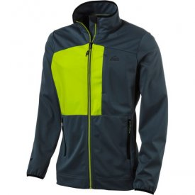H-Jacke Clifton BLACK/GREEN