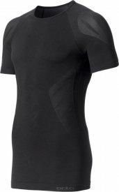 Shirt s/s crew neck EVOLUTION black