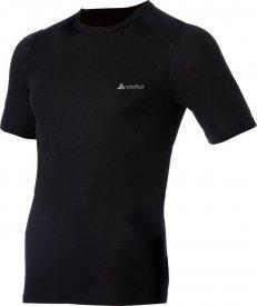Shirt s/s crew neck WARM black