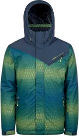 BOURBON snowjacket Lime Green