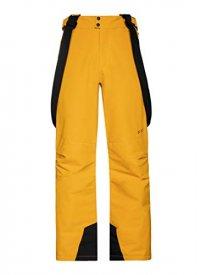 Herren Skihose Owens Dark Yellow