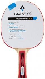 TT-Schl.Tournament 2 Stern ROT/WEISS