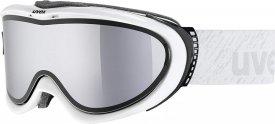 Uvex Skibrille Comanche Top weiß matt