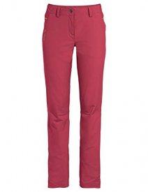 Womens Skomer Pants II red cluster