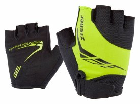 CANIZO JUNIOR BIKE GLOVE lime green