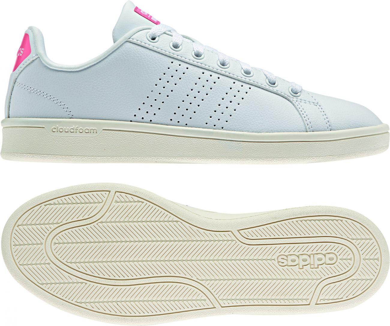 Adidas CLOUDFOAM ADVANTAGE CLEAN W BLACK BLACK BLACK online kaufen ... 69ce0f1ce6