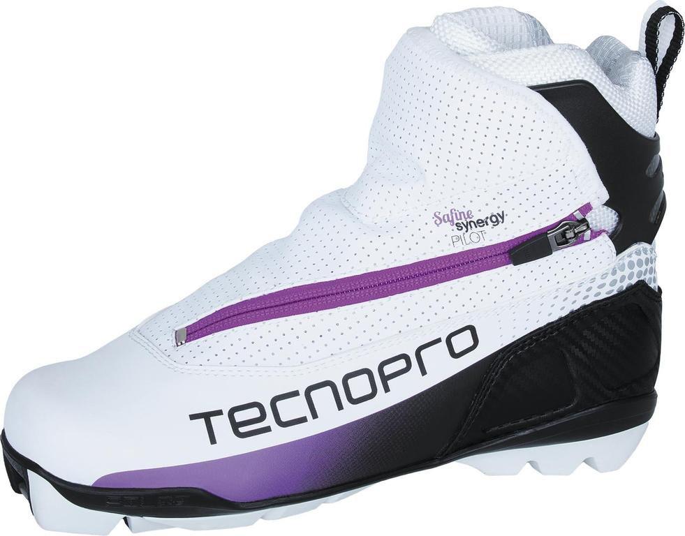 TECNOPRO LL Schuh Safine Synergy Pilot BLACK CHROME online online CHROME kaufen ... 33d169